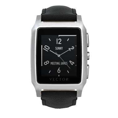 jpg Deals on Vector Meridian Smart Watch Black