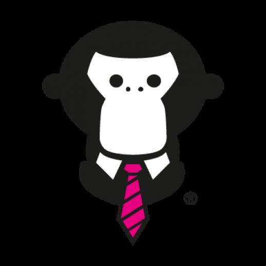 clipart transparent Monkey Vector