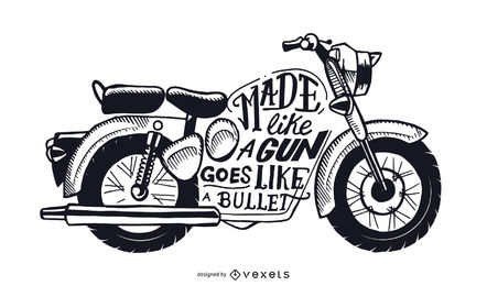 png freeuse download Vector motorcycle. Graphics to download .