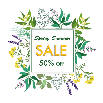 clip stock Summer Sale PNG Images