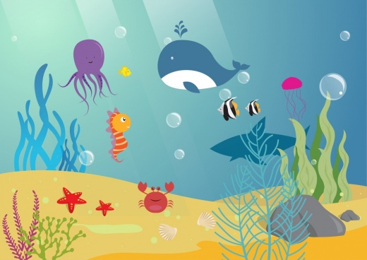 clipart library stock Free download for commercial. Vector ocean.
