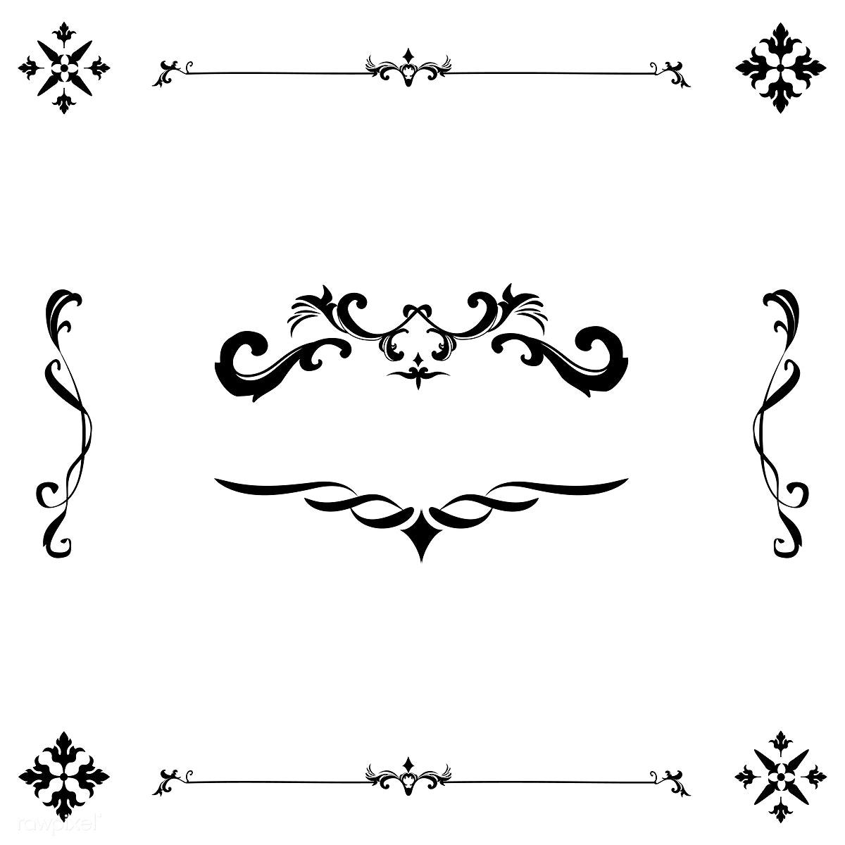 graphic freeuse download Download premium illustration of. Vector ornament