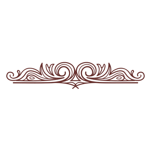 image freeuse library Download swirls divider vectorpicker. Vector ornament