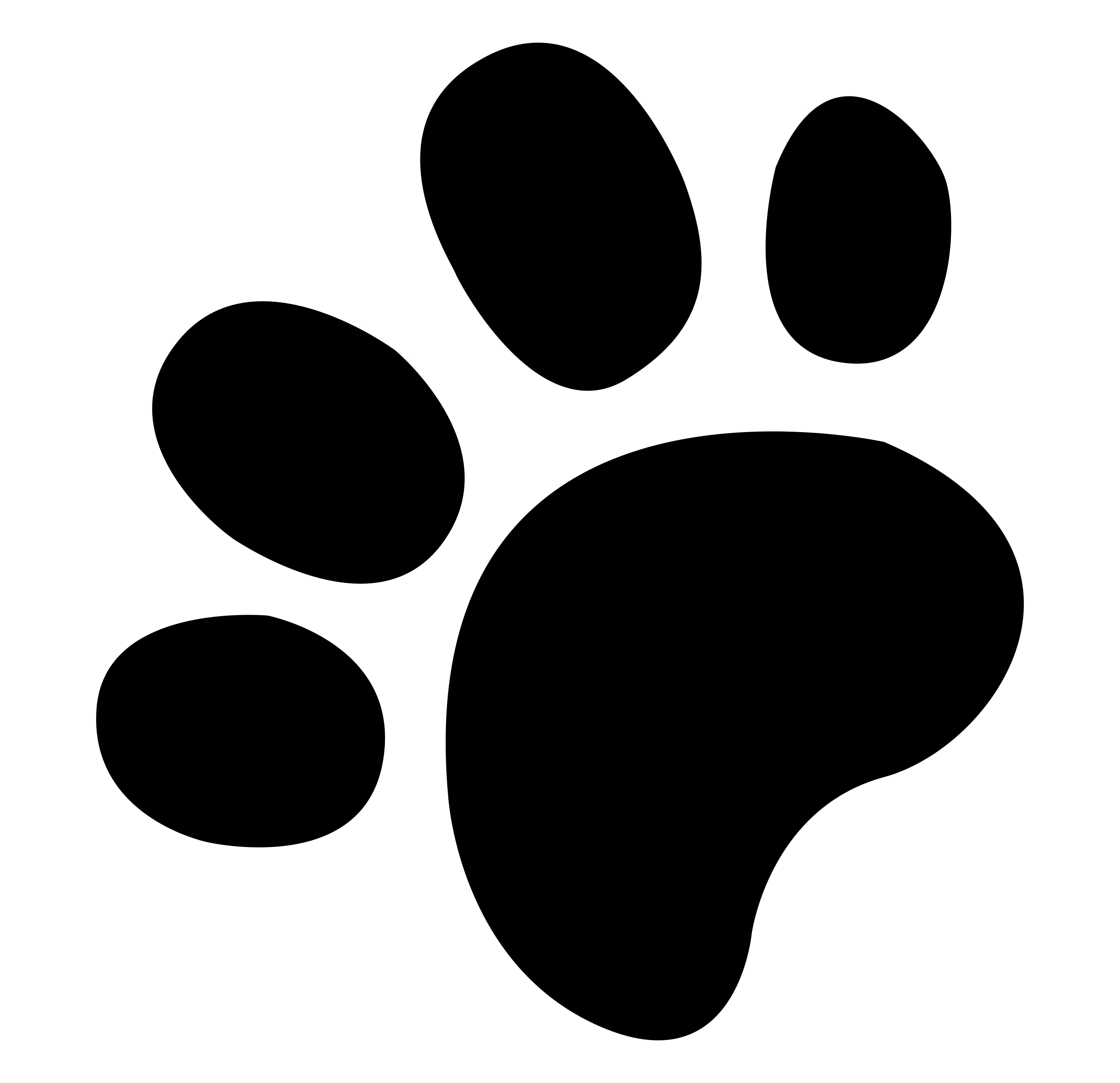 clip freeuse Free dog download clip. Vector paw