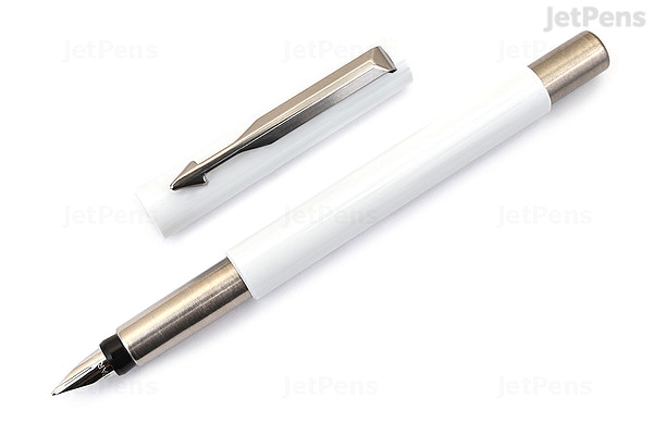 picture royalty free library Jetpens com parker fountain. Vector pen.