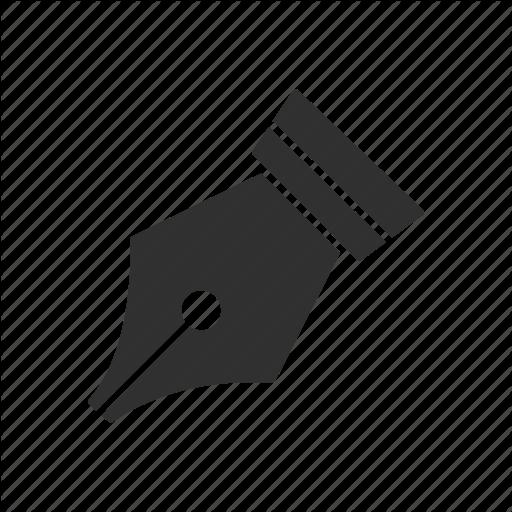 jpg stock Interface tools starter glyph. Vector pen.