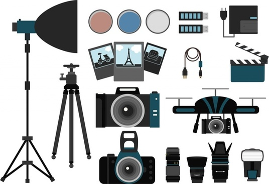 banner library Free download for . Vector photography