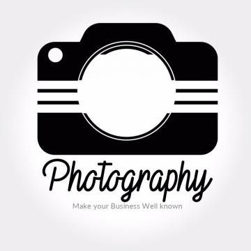 free Vector photography. Logo png psd and