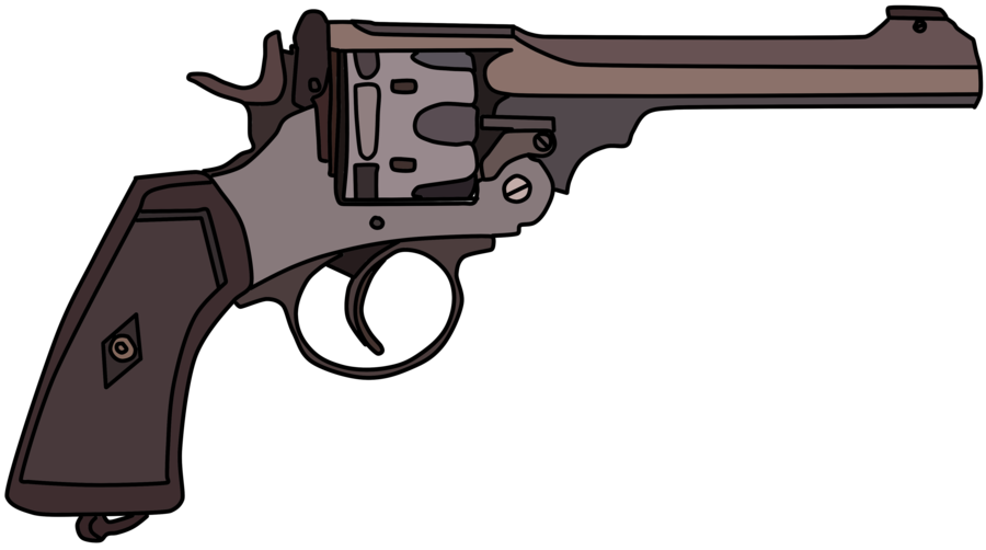 png library Revolver vector png