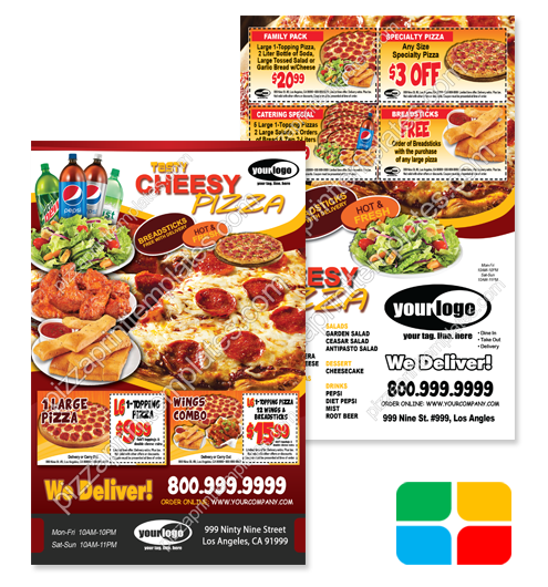 clip art library flyers pizza catering