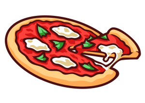 png free download Pizza and Ice Cream Social