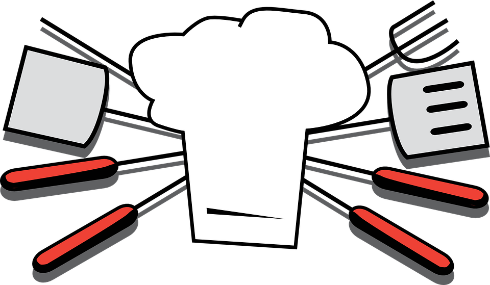 image library library Collection of free Chef vector file