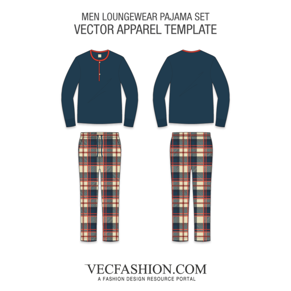 svg freeuse download Loungewear Pajama Set