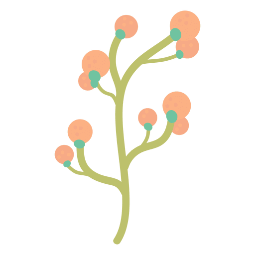 clip art free Plant doodle illustration