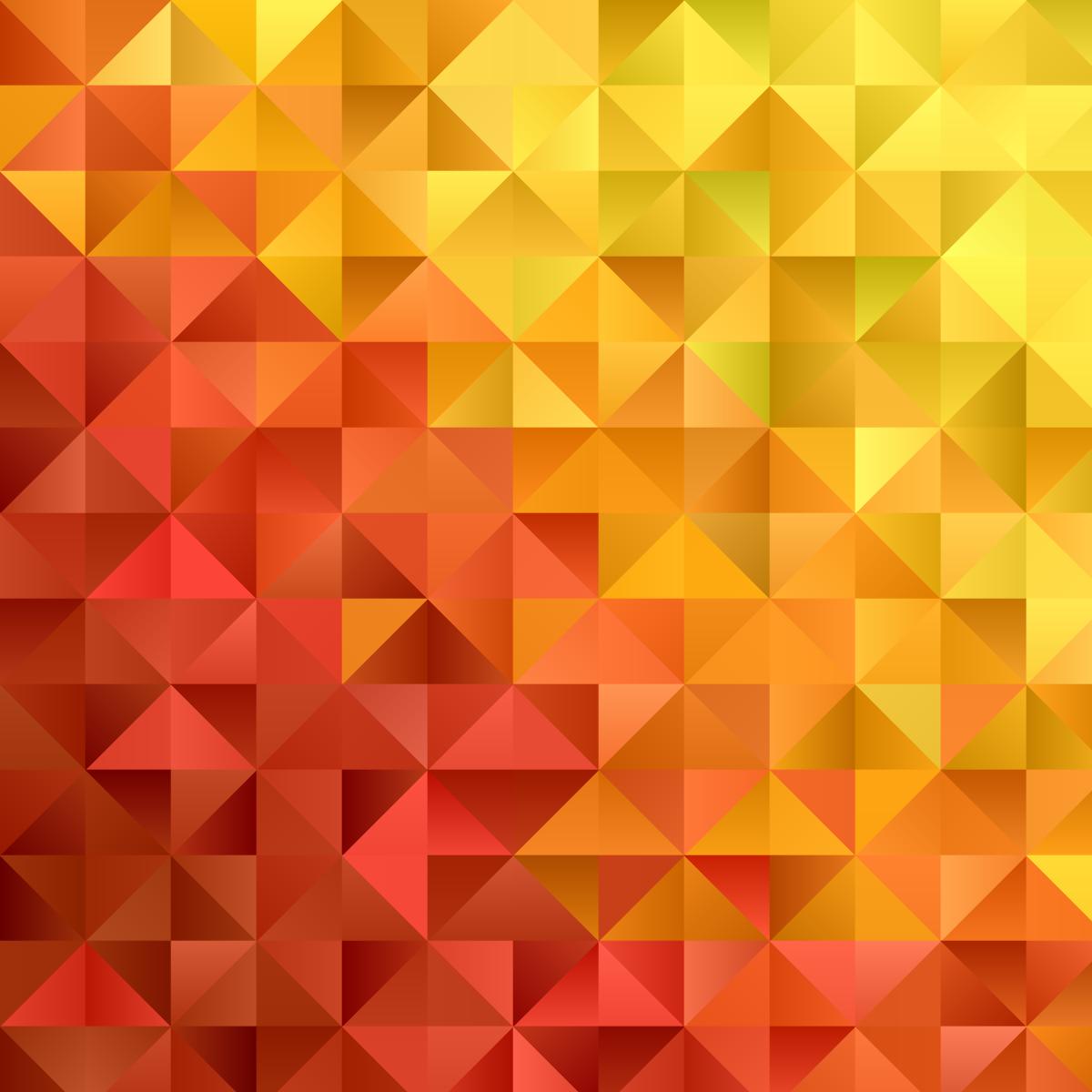 freeuse Halftonepro polygons low poly. Vector polygon.