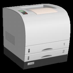 image royalty free download Printer Laser Icon