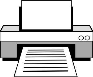 clip art transparent Computer Printer Clip Art at Clker