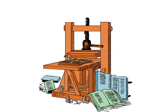 graphic transparent download old printing machine by arshadali on DeviantArt