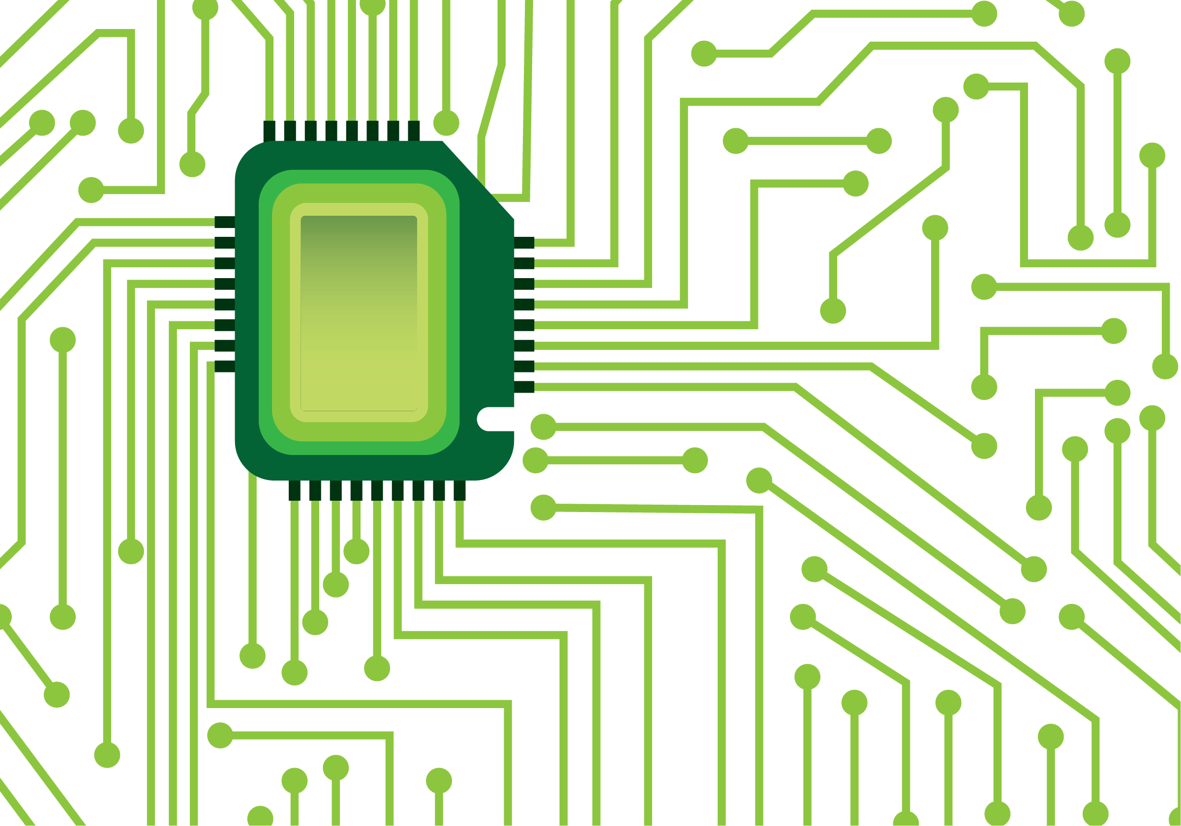 clipart Electrical network Integrated circuit Electronic engineering