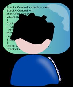 clip freeuse Programmer Clip Art at Clker