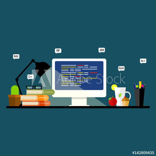 banner freeuse Programming and coding