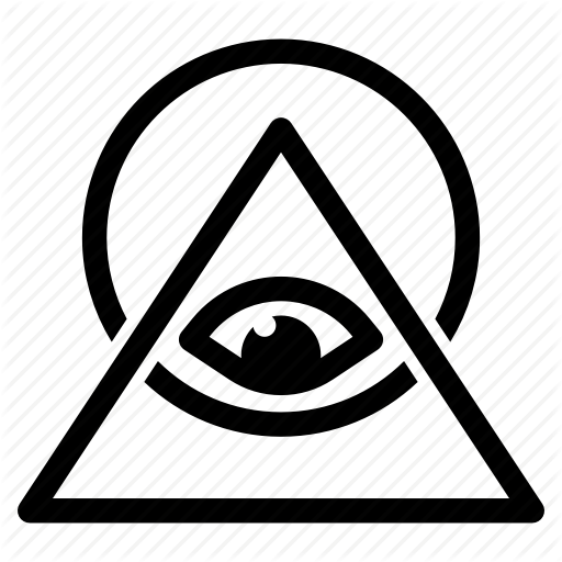 clip art free stock vector pyramid all seeing eye #118390878