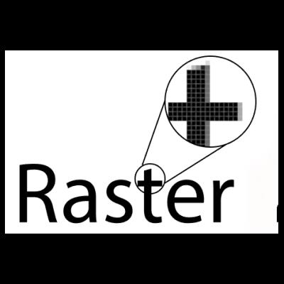 picture transparent download Raster vs