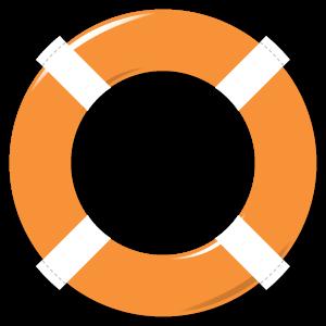 jpg library download life ring vector illustration