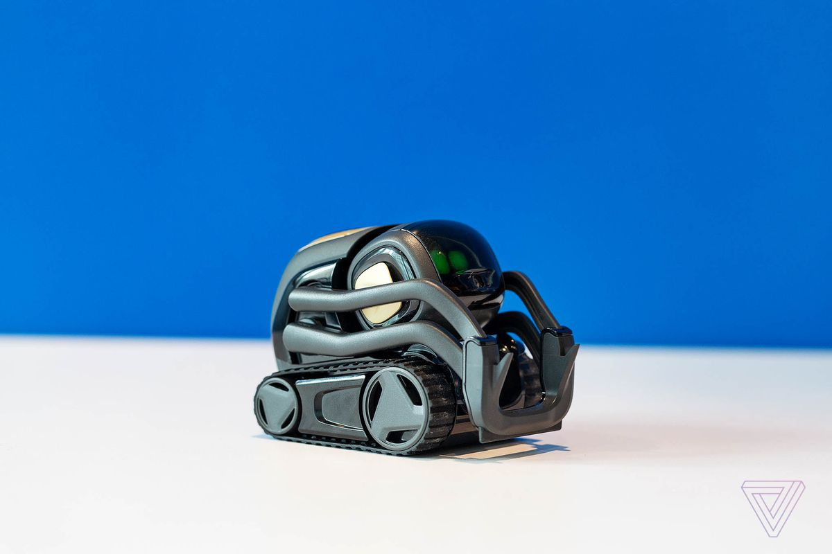 free The new anki is. Vector robot artificial intelligence