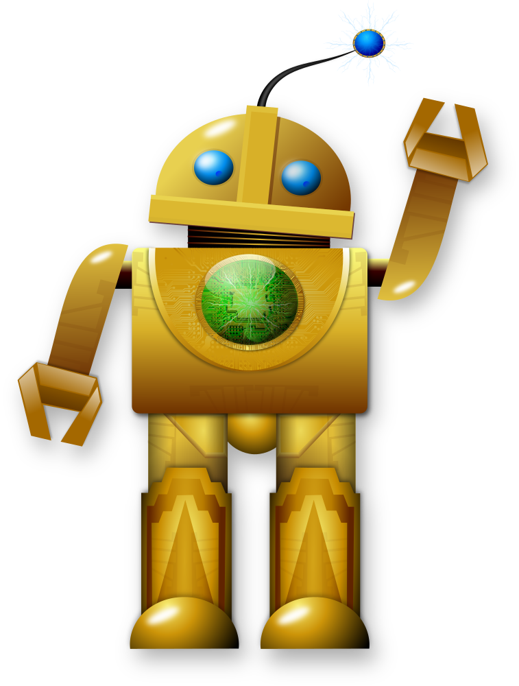 picture download Collection of free Robot vector friendly