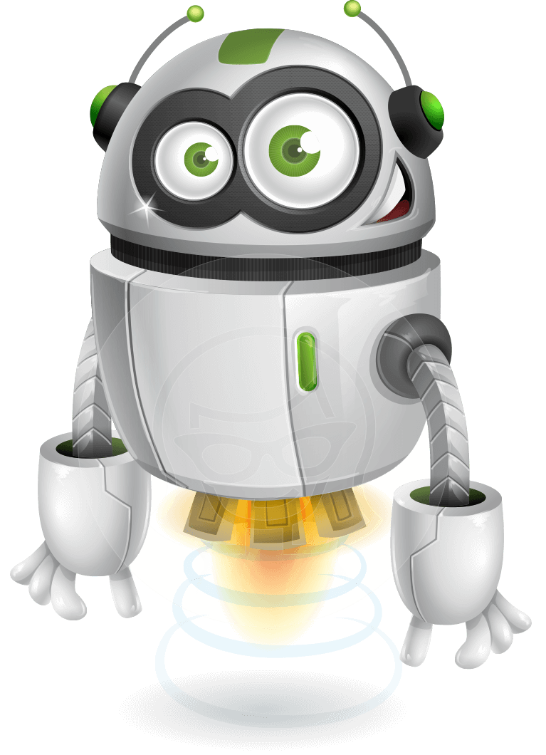 svg free stock This Stock Vector Robot Cartoon Character comes in complete set of