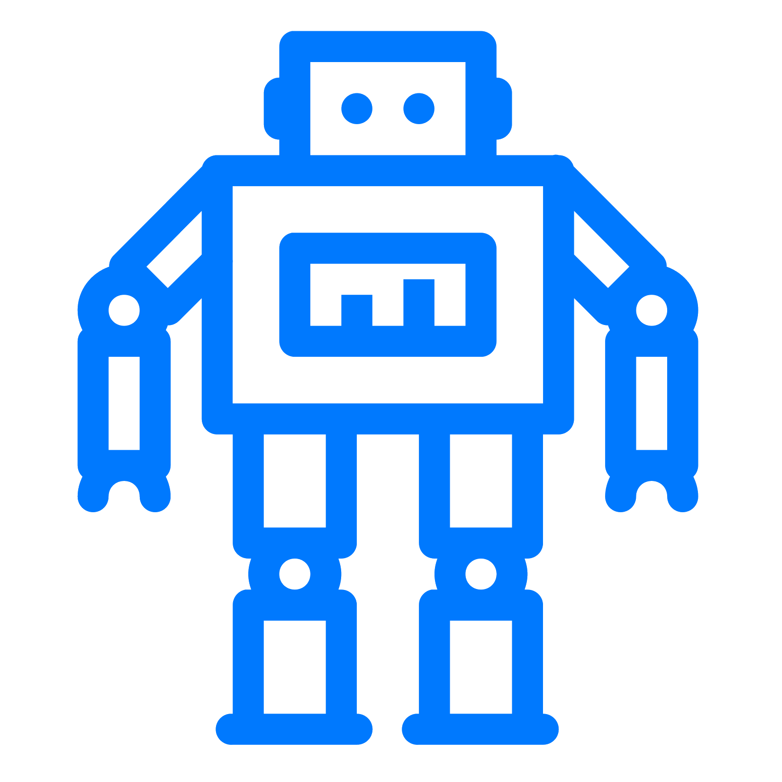 clip freeuse download vector robot rectangle #108363509