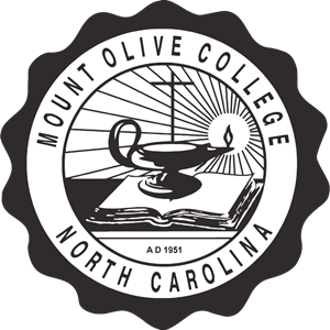 banner transparent stock Mount Olive College Seal Logo Vector