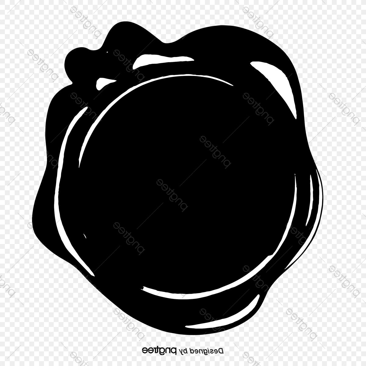 clip library stock Best black file free. Vector seal
