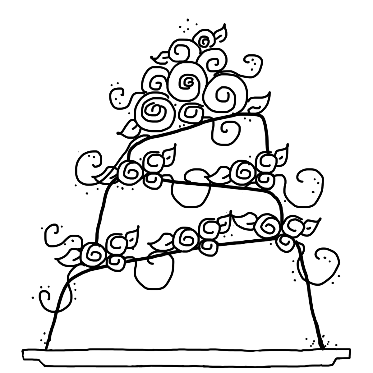 clipart library Bells drawing marriage. Wedding at getdrawings com