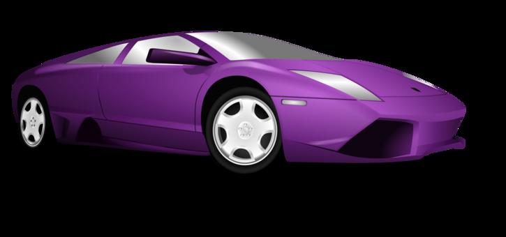 clip art freeuse library Sports car Chevrolet Supercar Lamborghini free commercial clipart