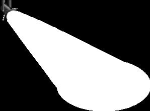 freeuse library White Spotlight Clip Art at Clker
