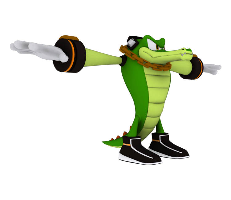 vector free download Vector sprites the crocodile. Pc computer sonic generations.
