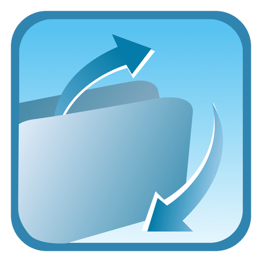 jpg stock Folder transparent png svg. Vector button square