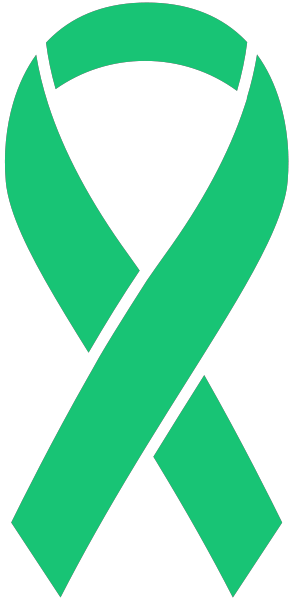 clip library library Vector sticker free. Light green ribbon icon