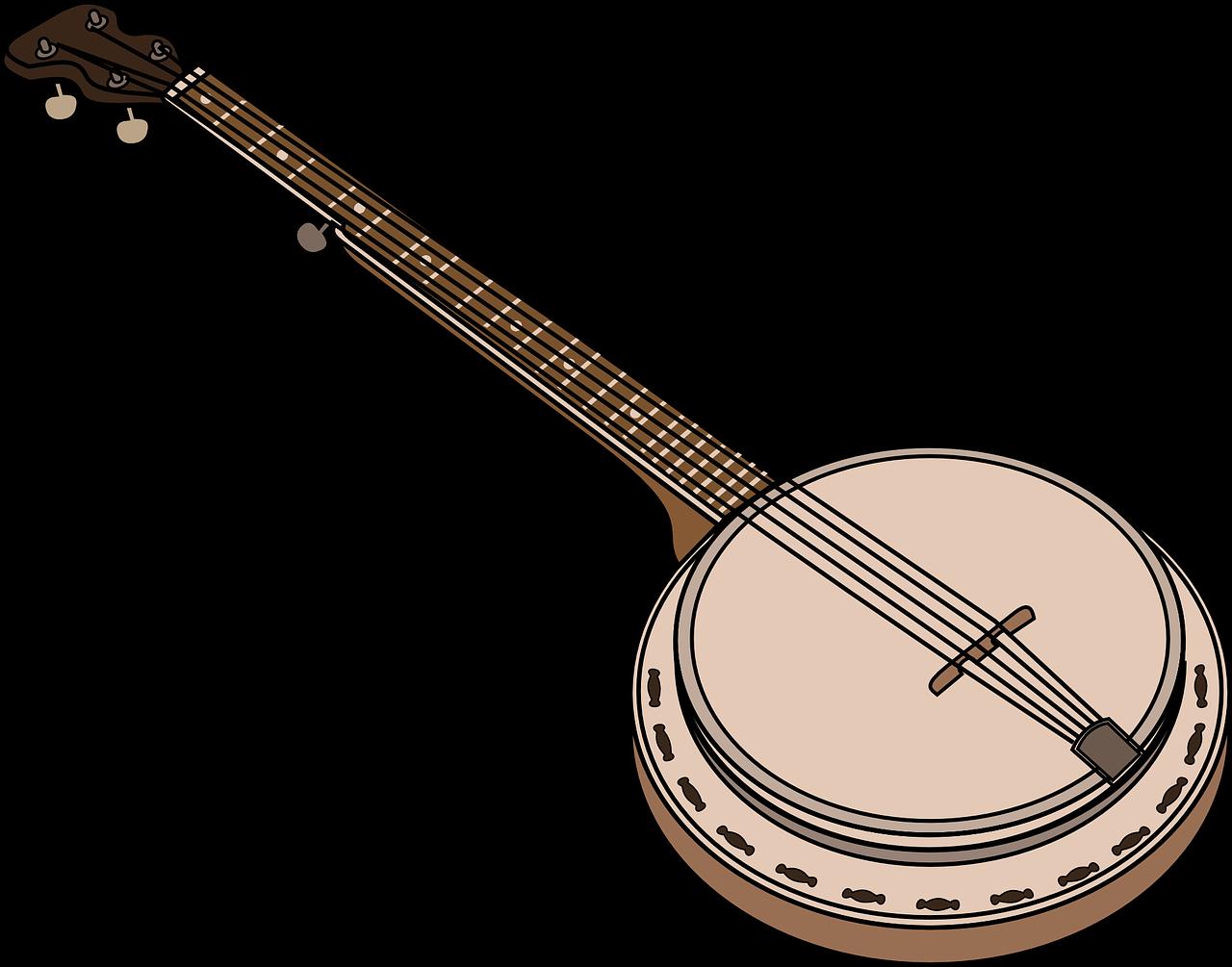image freeuse download banjo vector folk #89835516