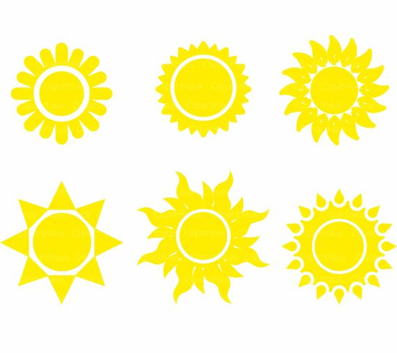 image library download Vector sunshine. Sun clipart commercial use