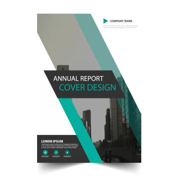 vector freeuse stock Annual Report Cover Png