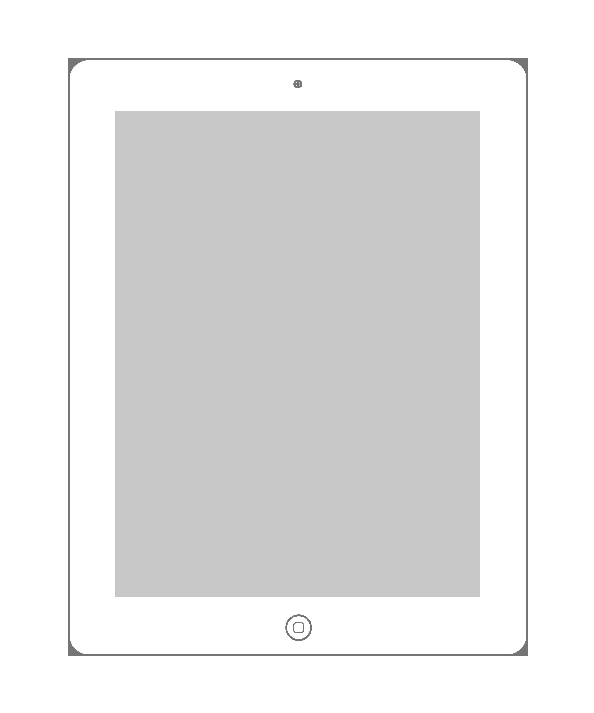 jpg transparent stock Apple Products Minimal Wireframe Kit