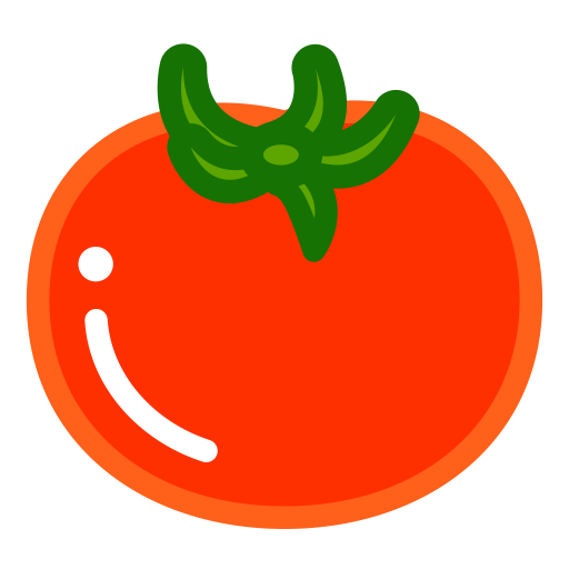 clipart freeuse library Vector tomato. Icon png and for