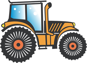 svg download Image logo ai free. Vector tractor
