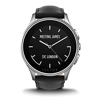 image freeuse stock Vector watches. Watch luna smartwatch day