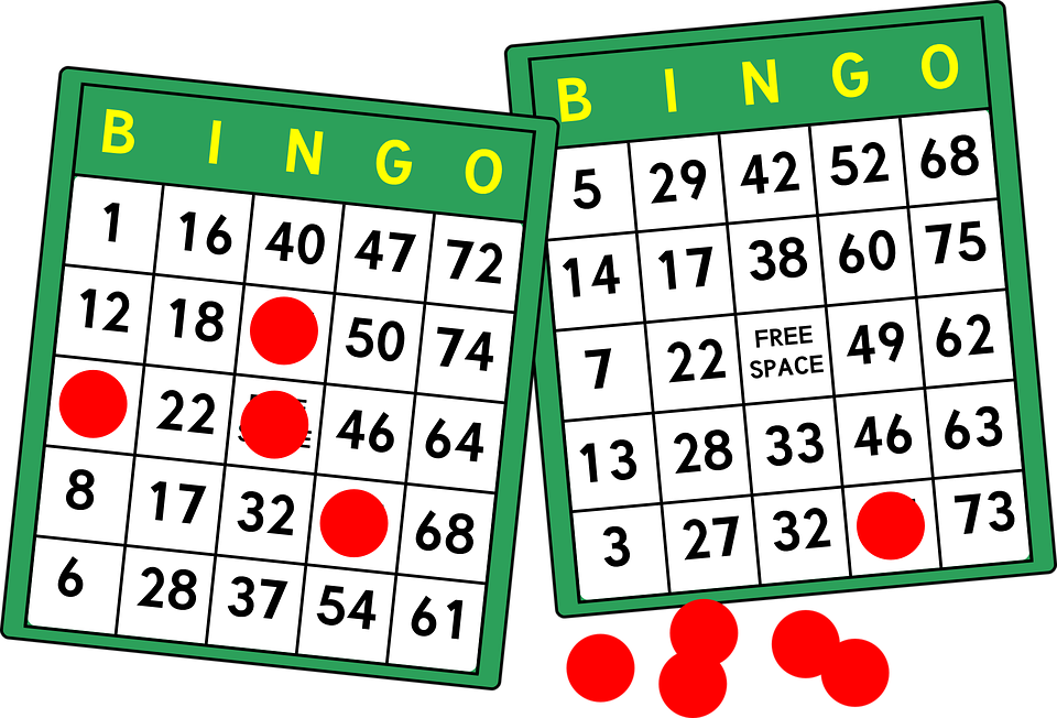 banner black and white Bingo vector wheel. No deposit two parts