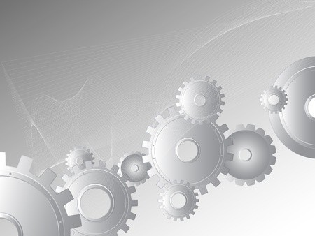 png royalty free library Vector wheels mechanical. Background metal abstract image