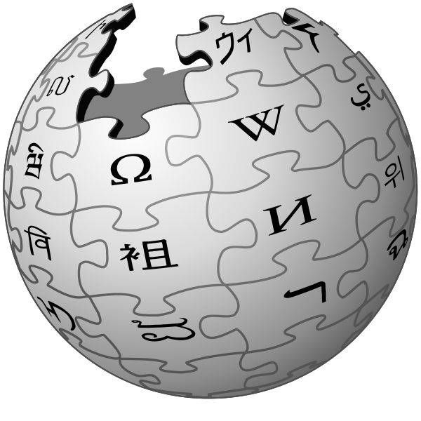 clipart download Wikipedia management for dummies. Vector wiki